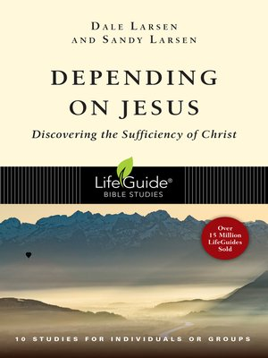 cover image of Depending on Jesus
