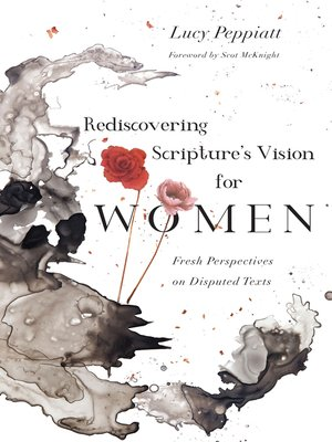 cover image of Rediscovering Scripture's Vision for Women
