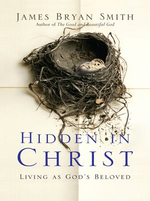 cover image of Hidden in Christ