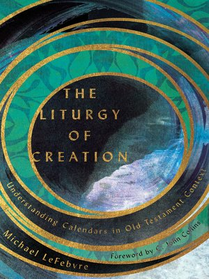 cover image of The Liturgy of Creation