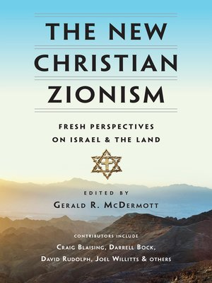 cover image of The New Christian Zionism