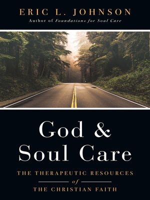 cover image of God and Soul Care