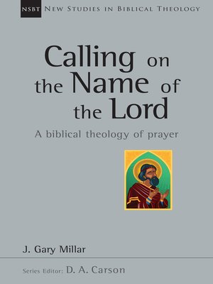 cover image of Calling on the Name of the Lord