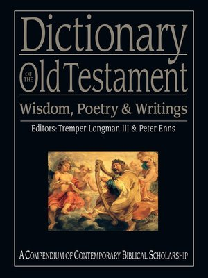 cover image of Dictionary of the Old Testament