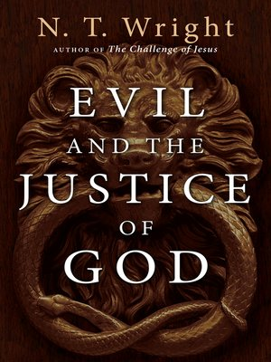 cover image of Evil and the Justice of God