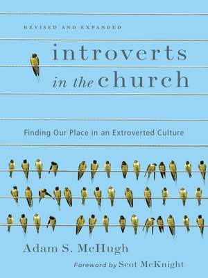 cover image of Introverts in the Church