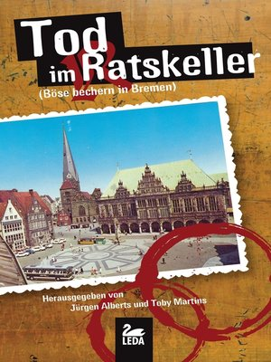 cover image of Tod im Ratskeller (Böse bechern in Bremen)