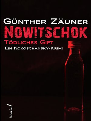 cover image of Nowitschok