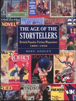 cover image of Age of the Storytellers