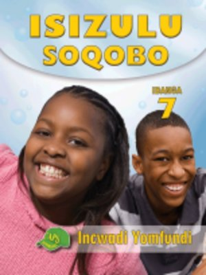 cover image of Isizulu Soqobo Grad 7 Learner's Book