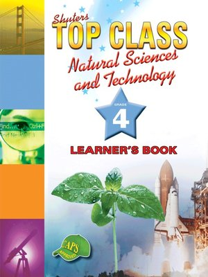 cover image of Top Class Natural Sciences & Technology Grade 4 Learner