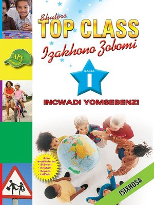 cover image of Top Class Lifskills Grade 1 Workbook (Xhosa)