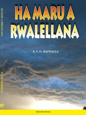 cover image of Ha Maru A Rwallelana