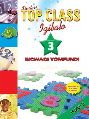 cover image of Top Class Mathematics Grade 3 Learner's Book (Zulu)