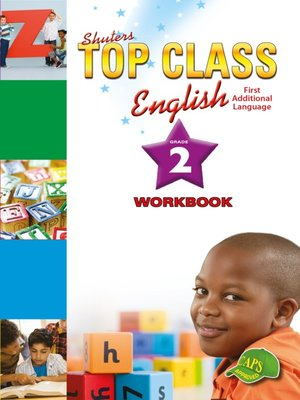 cover image of Top Class English Grade 2 Workbook