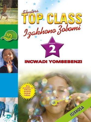 cover image of Top Class Lifskills Grade 2 Workbook (Xhosa)