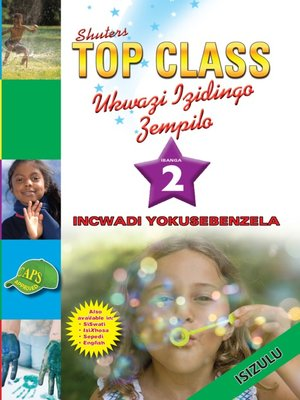 cover image of Top Class Lifskills Grade 2 Workbook (Zulu)