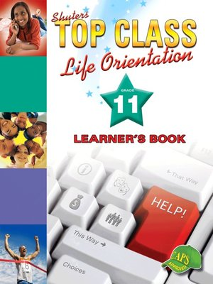 cover image of Top Class Liforientation Grade 11 Learner's Book