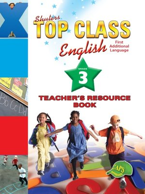 cover image of Top Class English Grade 3 Teacher's Resource