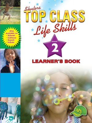 cover image of Top Class Lifskills Grade 2 Learner's Book (English)