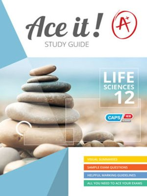 cover image of Ace It! Life Sciences Grade 12