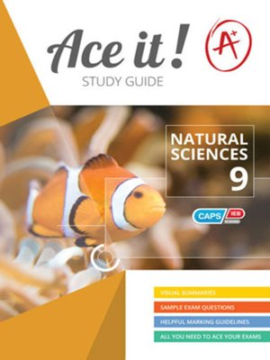 cover image of Ace It! Natural Sciences Grade 9