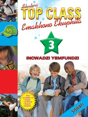 cover image of Top Class Lifskills Grade 3 Learner's Book (Siswati)