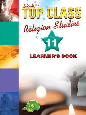 cover image of Top Class Religion Studies Grade 11 Learner's Book