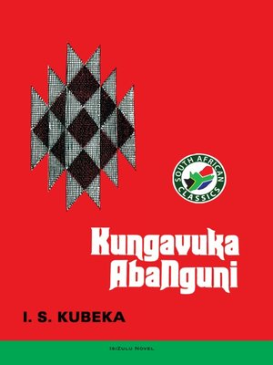 cover image of Kungavuka Abanguni