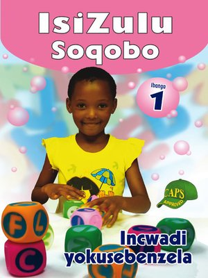cover image of Isizulu Soqobo Grad 1 Workbook