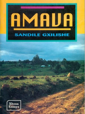 cover image of Amava