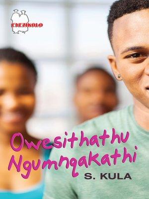 cover image of Owesithathu Ngumnqakathi Fal