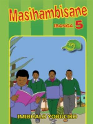 cover image of MasihambisanGrad 5 Reader