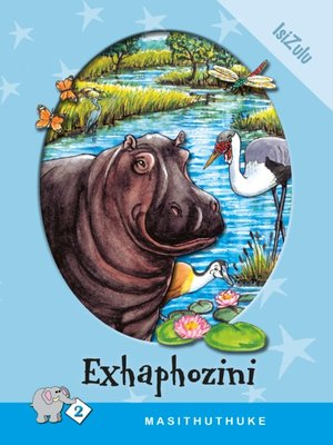 cover image of Masithuthuke Level 2 Book 5: Exhapozini