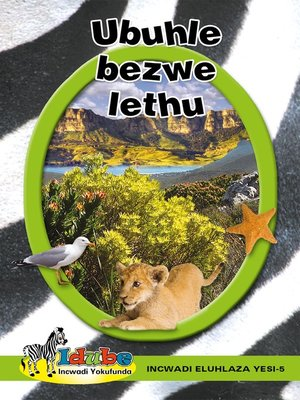 cover image of IdubGrad ed Reader Green 5 Ubuhlbezwlethu