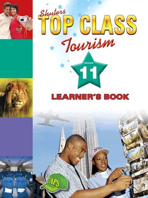 cover image of Top Class Tourism Grade 11 Learner's Book