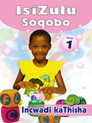 cover image of Isizulu Soqobo Grad 1 Teachers Resource