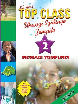 cover image of Top Class Lifskills Grade 2 Learner's Book (Zulu)