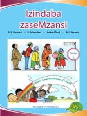 cover image of Imvubelo Grad ed Reader Gr 5 Bk 3 Izindaba Zasemzansi