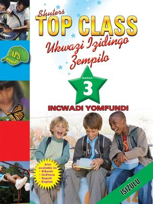 cover image of Top Class Lifskills Grade 3 Learner's Book Zulu