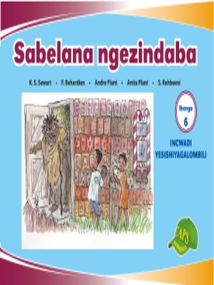 cover image of Imvubelo Grad ed Reader Gr 6 Bk 8 Sabelana Ngezindaba