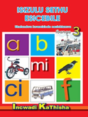 cover image of Isizulu Sethu Phonics Grad 3 Teacher's Guide
