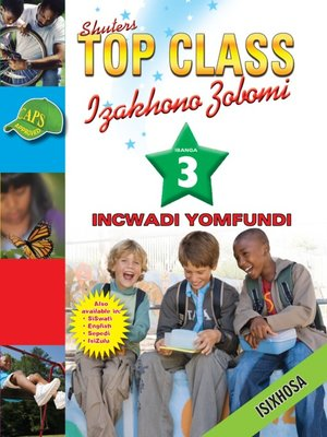 cover image of Top Class Lifskills Grade 3 Learner's Book (Xhosa)