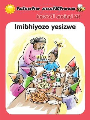 cover image of Isiseko Sesixhosa Grade R Imibhiyozo Yesizwe