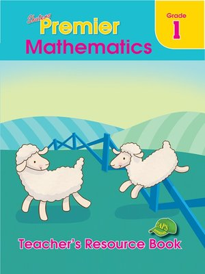 cover image of Shuters Premier Mathematics Grade 1 Teachers Resource