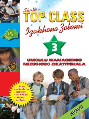 cover image of Top Class Lifskills Grade 3 Teacher's Resourc(Xhosa)