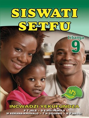 cover image of Siswati Setfu Grade 9 Reader