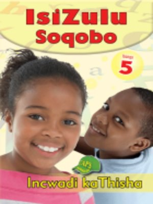cover image of Isizulu Soqobo Grad 5 Teacher