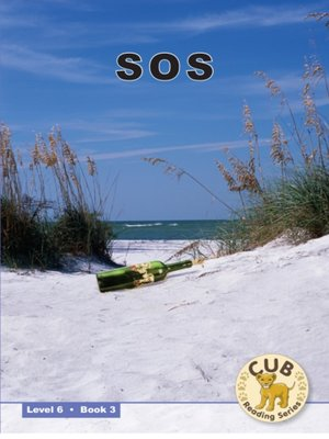 cover image of Cub Reading Scheme Level 6, Book 3: Sos