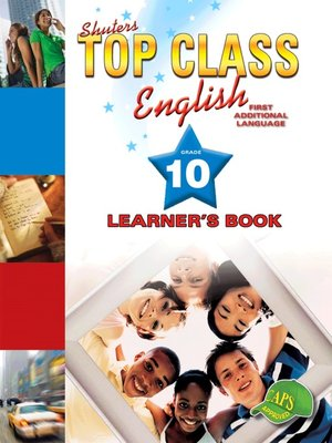 cover image of Top Class English Grade 10 Learner's Book (Fal)